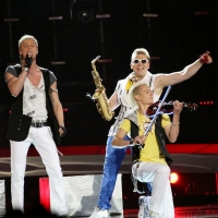 Sunstroke Project & Olia Tira - Run Away  (Live Eurovision 2010)