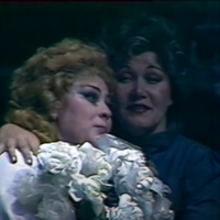 """Svetlana Burghiu în rolul Martei. """"Iolanta"""", anul 1988"""